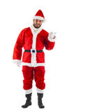 Santa Claus standing Royalty Free Stock Photo