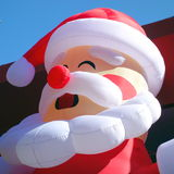 Santa Claus Statue Royalty Free Stock Photography