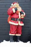 Santa Claus statue Royalty Free Stock Images