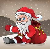 Santa Claus subject image 1 Royalty Free Stock Images