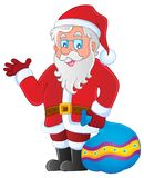 Santa Claus thematic image 3 Royalty Free Stock Photography