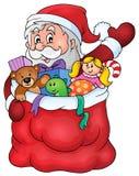 Santa Claus topic image 1 Stock Photo