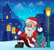 Santa Claus topic image 6 Stock Image