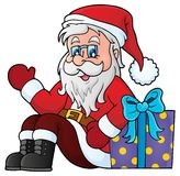 Santa Claus topic image 4 Stock Photo