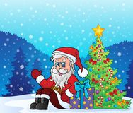 Santa Claus topic image 8 Stock Image
