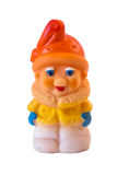 Santa Claus. The toy childrens. Stock Images