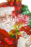 Santa Claus Toy Close up Royalty Free Stock Images