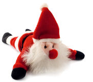 Santa claus toy Royalty Free Stock Image