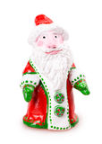 Santa claus toy Royalty Free Stock Photography