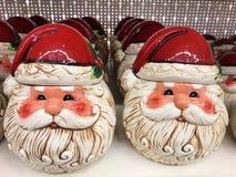 Santa Claus Toys Arkivfoto