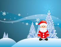 Santa Claus vector Royalty Free Stock Image