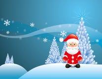 Santa Claus vector Royalty Free Stock Image
