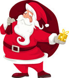 Santa claus vector. Illustration of isolated santa claus vector Stock Photo