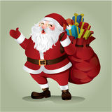 Santa claus Vector Stock Photography