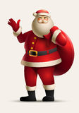 Santa Claus Vector Illustration Royalty Free Stock Image