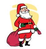 Santa Claus vector Stock Photo