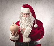 Santa Claus Vessel Royalty Free Stock Photography