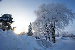 Santa Claus Village, Finlandia Fotos de Stock