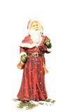 Santa Claus w śniegu Obraz Royalty Free