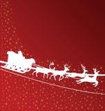 Santa claus wallpaper Royalty Free Stock Photo