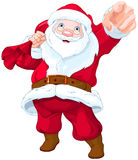 Santa Claus Wants You! Royalty Free Stock Photos