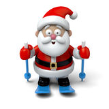 The Santa Claus Stock Photo