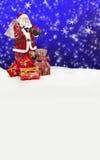 Santa Claus - wesoło boże narodzenia Zdjęcia Stock