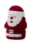 Santa claus on white background. Santa claus on white background for christmas card Stock Photos
