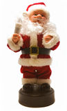 Santa Claus. On a white background isolated Royalty Free Stock Images
