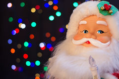 Santa Claus. Will bring many gifts to children Royalty Free Stock Image