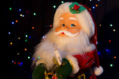 Santa Claus. Will bring many gifts to children Stock Photography