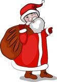 Santa Claus2 ilustracja wektor