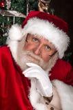 Santa Clause Stockfoto