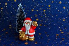 Santa Clause Royalty-vrije Stock Afbeeldingen