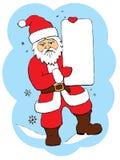 Santa Clause ilustração stock