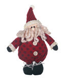 Santa Clause Decoration Stock Photography