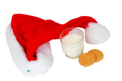 Santa clause lunch Royalty Free Stock Photos