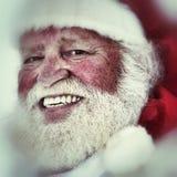 Santa Clause. Smiling Santa Clause Royalty Free Stock Images