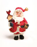 Santa Clause statue Royalty Free Stock Photos