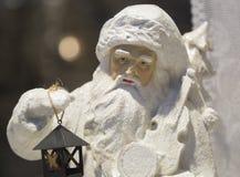 Santa Clause Winter Figurine stock fotografie