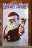 Santa Clauss Belling stock images