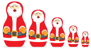 Santa Clauss Doll Stock Images
