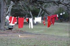 Santa Clothes Image libre de droits