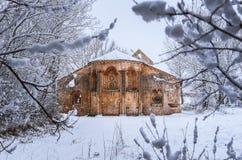 Santa Coloma de Albendiego Spanien royaltyfria foton