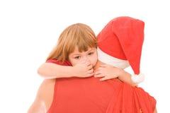 Santa is coming! Stock Image