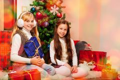 Santa is coming tonight Stock Photo
