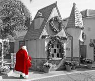 Santa is Coming Stock Photo