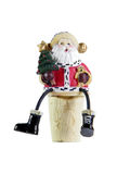 Santa Cork Royalty Free Stock Photo