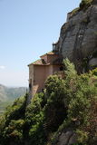 Santa Cova Montserrat Royaltyfria Foton