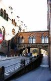 Santa Creu and Sant Pau hospital complex Royalty Free Stock Image